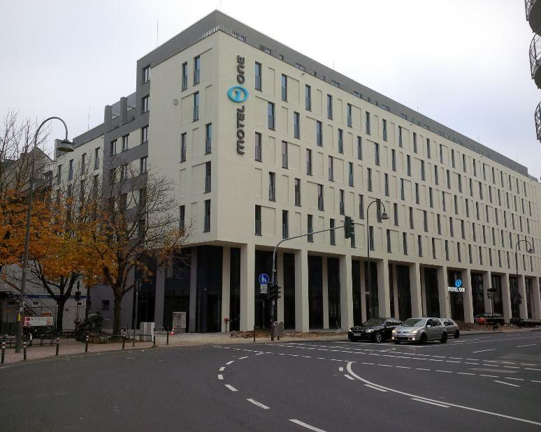 Motel One Köln